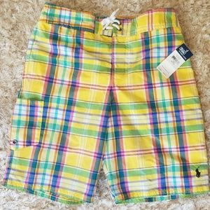 NWT Polo by Ralph Lauren boy short